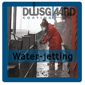 Water-jetting
